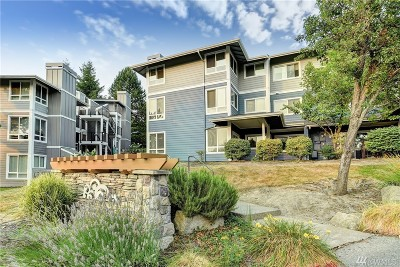 Bothell Condo/Townhouse For Sale: 12006 NE 204th Place #B-102