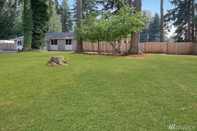 Bonney Lake Single Family Home For Sale: 21306 119th St E