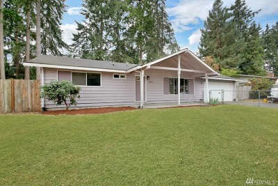 King County Single Family Home For Sale: 30835 6th Place SW