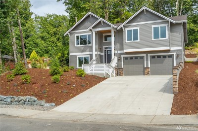 Bellingham WA Single Family Home For Sale: $729,900