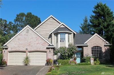 University Place Single Family Home For Sale: 6407 89th Av Ct W