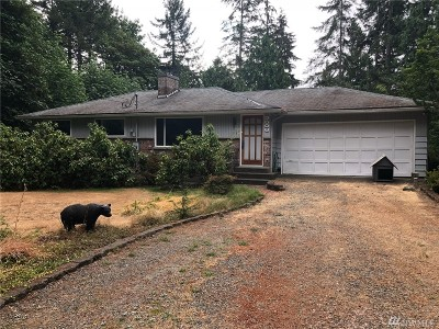 Gig Harbor Single Family Home For Sale: 3506 102nd St Ct NW