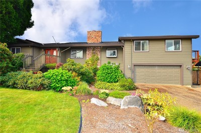 Everett Single Family Home For Sale: 5314 33rd Ave W
