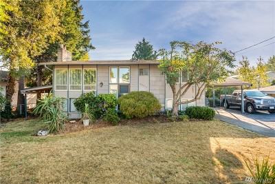 Des Moines Single Family Home For Sale: 26310 20th Ave S
