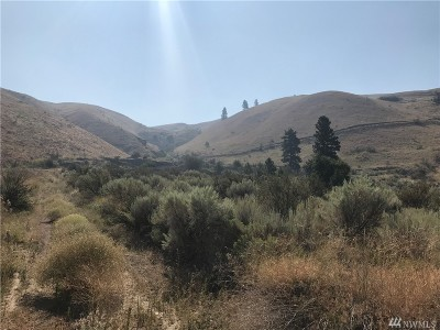 Chelan, Chelan Falls, Entiat, Manson, Brewster, Bridgeport, Orondo Residential Lots & Land For Sale: Red Rose Lane