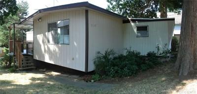 Blaine Single Family Home For Sale: 5119 Hazel Lane