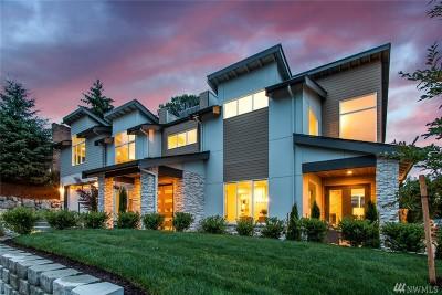 Kirkland Single Family Home For Sale: 205 18th Ave