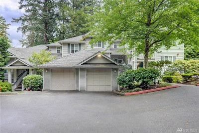 Bothell Condo/Townhouse For Sale: 17204 123rd Place NE #N201
