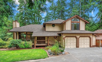 Edmonds Single Family Home Contingent: 8716 209th Place W