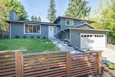 Kirkland Single Family Home For Sale: 9634 NE 129th Place