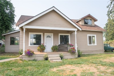 Sumas Single Family Home For Sale: 9345 Swanson Rd