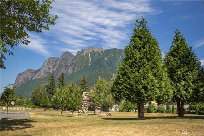 North Bend Residential Lots & Land For Sale: E North Bend Wy