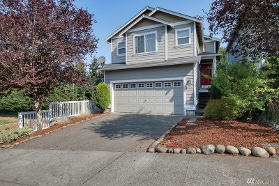 Puyallup Single Family Home For Sale: 9029 160th St Ct E