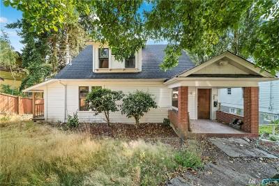 Chehalis Single Family Home For Sale: 219 NE Washington Ave