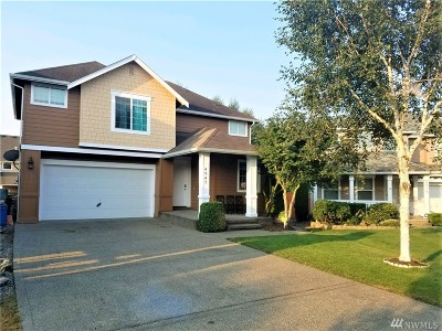 Lacey Single Family Home For Sale: 4943 Switchback Lp SE