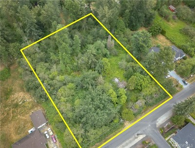 Tacoma Residential Lots & Land For Sale: 2103 93rd St E