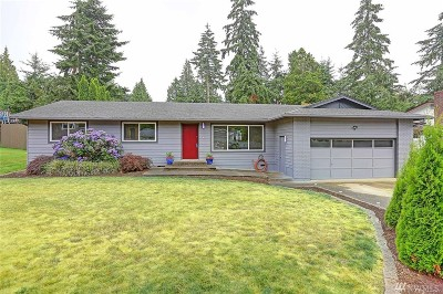 Stanwood Single Family Home For Sale: 3728 167th St NW