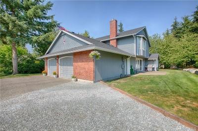 Mount Vernon Single Family Home For Sale: 518 Columbine Ct