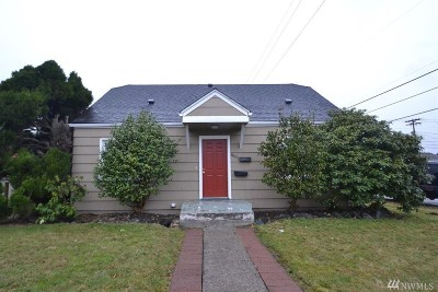 Single Family Home For Sale: 6602 S Oakes St