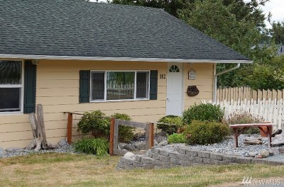 Coupeville WA Single Family Home For Sale: $299,000
