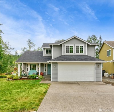 Port Orchard Single Family Home For Sale: 5394 Par Fore Dr SE