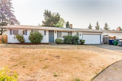 Renton Single Family Home For Sale: 16617 123rd Ave SE