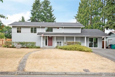 Auburn Single Family Home For Sale: 3005 17th St SE