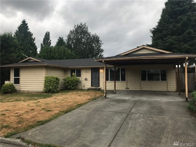 Kirkland Single Family Home For Sale: 13211 129th Place NE