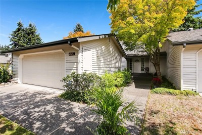 Bellevue Single Family Home For Sale: 6520 113th Place SE