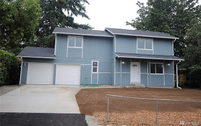 Sumner Single Family Home For Sale: 21506 131st St E
