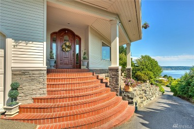Gig Harbor Single Family Home For Sale: 65 Point Fosdick Terr NW