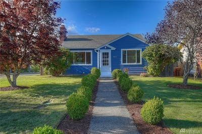 Tacoma Single Family Home For Sale: 4623 N 12th St