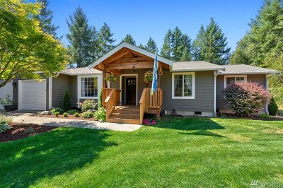 Gig Harbor Single Family Home For Sale: 13702 110th St Ct KPN