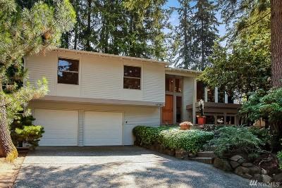 Kirkland Single Family Home For Sale: 14306 116th Place NE