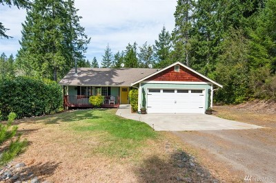Gig Harbor Single Family Home For Sale: 14617 125th St KPN