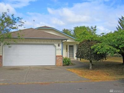 Tumwater Single Family Home For Sale: 6576 Richardson Lane SE