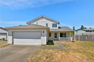 Lacey Single Family Home For Sale: 4609 Blueberry Ct SE