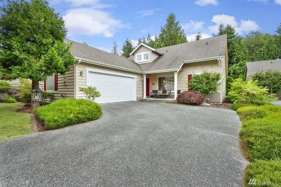 Port Ludlow Single Family Home For Sale: 37 McKenzie Lane