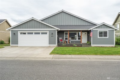 Nooksack Single Family Home Sold: 405 Westview Place