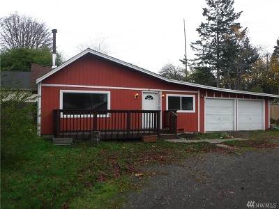 Port Orchard Single Family Home For Sale: 1411 West Ave