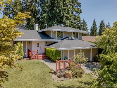 Federal Way Single Family Home For Sale: 4028 SW 321st St