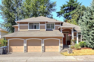 Maple Valley Single Family Home For Sale: 22528 SE 279th St