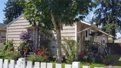 Lakewood Multi Family Home For Sale: 11208 Kline St SW
