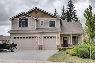 Mountlake Terrace Single Family Home For Sale: 5505 218th St SW
