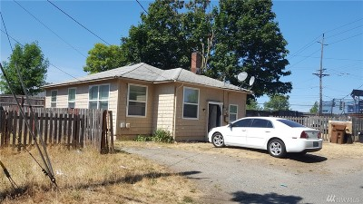 Tacoma Single Family Home For Sale: 8 Clark Place
