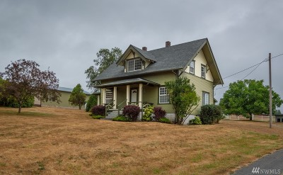 Onalaska Single Family Home For Sale: 1429 Middle Fork Rd