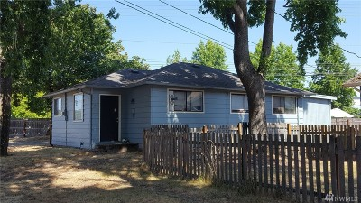 Tacoma Single Family Home For Sale: 9 Clark Place