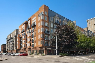 Condo/Townhouse For Sale: 2415 2nd Ave #337
