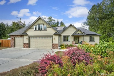 Port Orchard Single Family Home For Sale: 8037 E Aguilar Ct