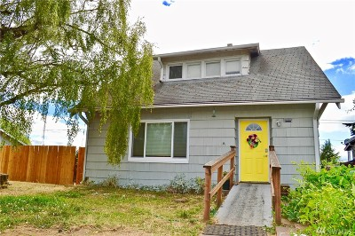 Tacoma Single Family Home For Sale: 1520 S Fife St